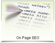 on page optimization UK